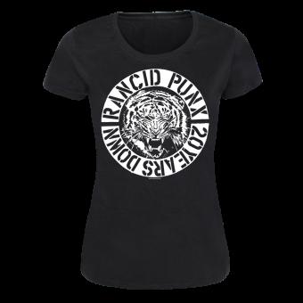 """Rancid """"Tiger"""" Girly-Shirt"""