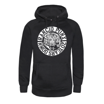 "Rancid ""Tiger"" Girly Hoody"