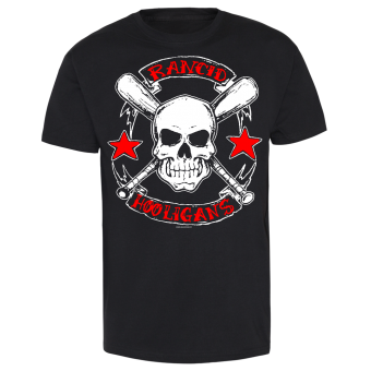 "Rancid ""Hooligans"" T-Shirt"
