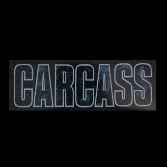 """Carcass """"Logo"""" Aufkleber / Sticker"""