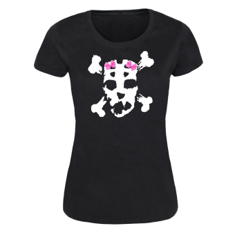 "Slapshot ""Girls Mask"" Girly-Shirt"