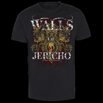 "Walls of Jericho ""Inspiration"" T-Shirt"