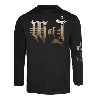 "Walls of Jericho ""Fight like a Champion"" Longsleeve"