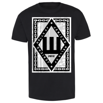 "Walls of Jericho ""Chains"" T-Shirt"