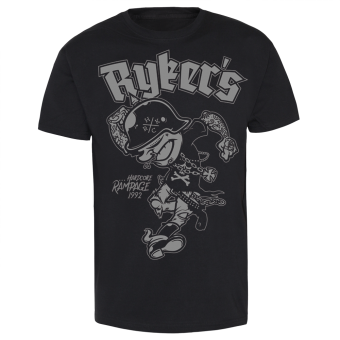 "Rykers ""Hardcore Rampage"" T-Shirt"