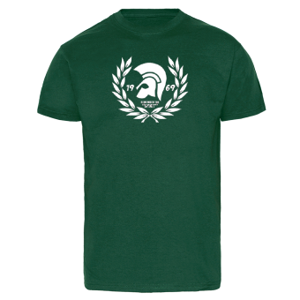 "1969 Remember the ""Spirit"" T-Shirt (bottle green)"