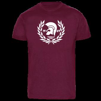 "1969 Remember the ""Spirit"" T-Shirt (bordeaux)"