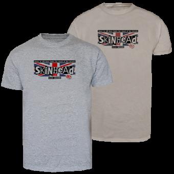 """Skinhead """"100 % British"""" T-Shirt"""