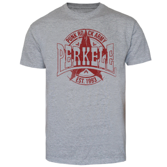 "Perkele ""Punk Rock Army 2"" T-Shirt (grey)"