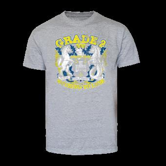 "Grade 2 ""Nothing to lose"" T-Shirt (grey)"