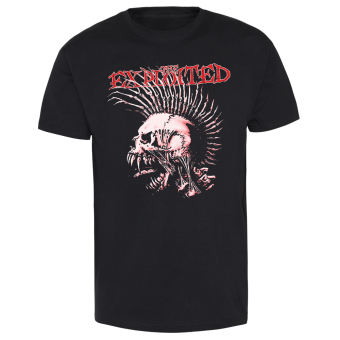 """Exploited, The """"Never Sell Out"""" T-Shirt schwarz   L"""