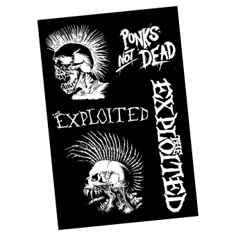 Exploited, The - Patch-Set
