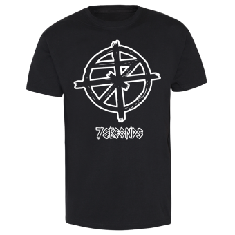 "7 Seconds ""Scratch"" T-Shirt weiss 