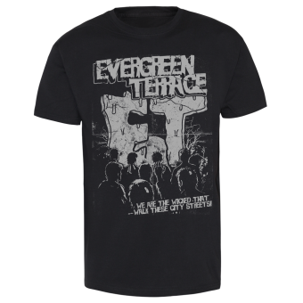 "Evergreen Terrace ""Wicked"" T-Shirt schwarz 
