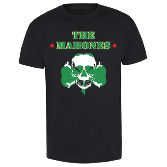 "Mahones, The ""Shamrock"" T-Shirt schwarz 