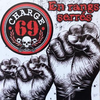 "Charge 69 ""Es rangs serrés"" 3 Track Promo CD (free / gratis)"