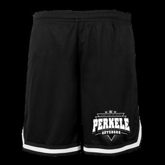 "Perkele ""HFOP"" Mesh Short (black)"