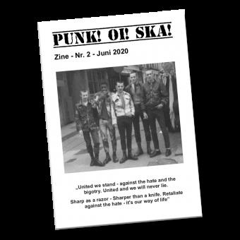 Punk! Oi! Ska! #2 - Fanzine (D) (A5, b/w)