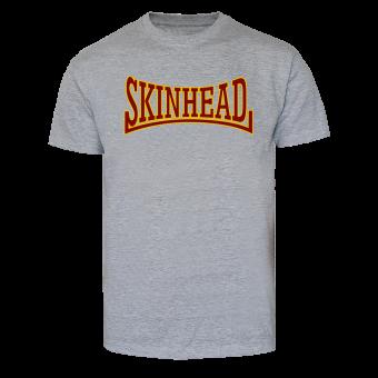 "Skinhead ""Classic"" T-Shirt (grey) schwarz | XL"