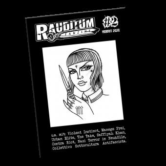 Rauditum #2 - Fanzine (D) (A5, b/w)