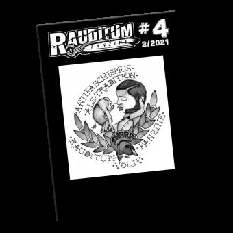 Rauditum #4 - Fanzine (D) (A5, b/w)