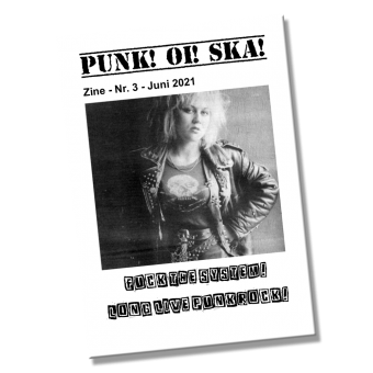 Punk! Oi! Ska! #3 - Fanzine (D) (A5, b/w)