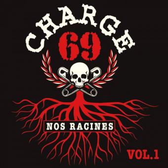 "Charge 69 ""Nos Racines Vol. 1"" LP + CD (black Vinyl)"