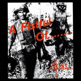"4 Skins ""A fistful of..."" LP (lim. 500)"