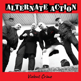 "Alternate Action ""Violent Crime"" CD (DigiPak)"
