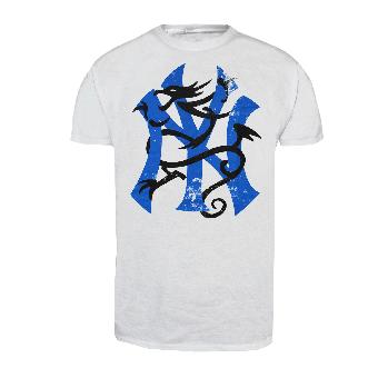 "Sick of it all ""NY Dragon"" T-Shirt (white)"