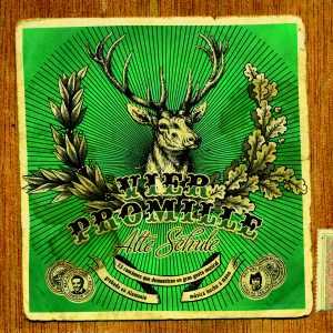 4 Promille - Alte Schule CD