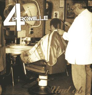 4 Promille - Und ab! CD