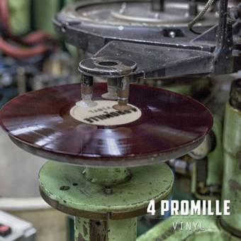 "4 Promille ""Vinyl"" CD (DigiPac)"