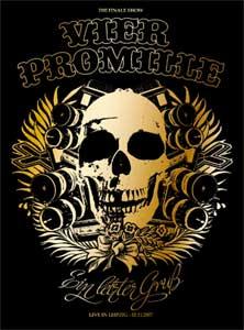 4 Promille - Ein letzter Gruss - Live in Leipzig DVD+DoCD