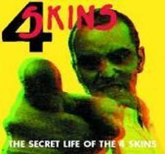 "4 Skins ""The Secret Life of the..."" CD"