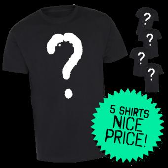 Super-Sparpaket 5er Überraschungsset SOTS (B) T-Shirt (M) B | M