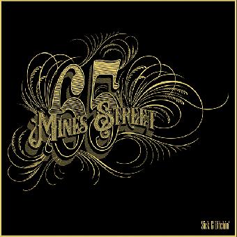 "65 Mines ""Sick & Bitchin`"" LP (goldprint, lim. 500, marbled vinyl)"