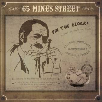 "65 Mines Street ""Fix the clock"" CD"