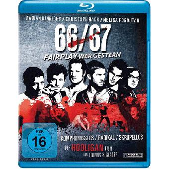 66/67 - Fairplay war gestern Blu-Ray