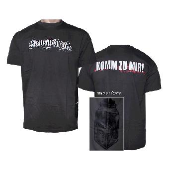 """KrawallBrüder """"Komm Zu Mir!"""" T-Shirt"""