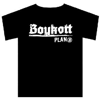 """Boykott """"Plan B"""" T-Shirt"""