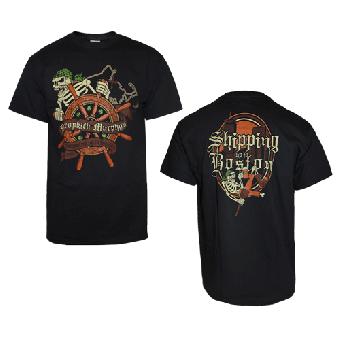 "Dropkick Murphys ""Shipping up to Boston"" T-Shirt"