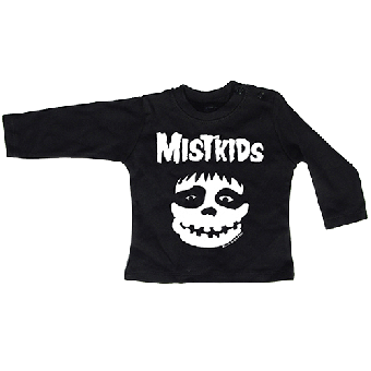 "Racker`n`Roll ""Mistkids"" Kids Longsleeve Shirt"
