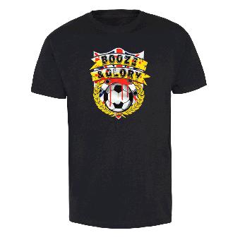 """Booze & Glory """"Logo"""" T-Shirt"""