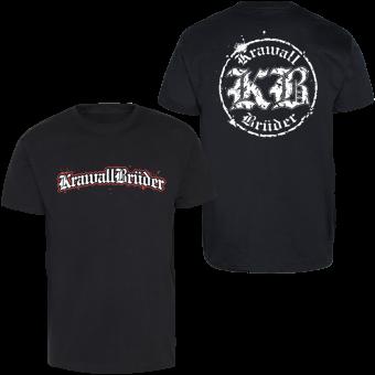 "KrawallBrüder ""Logo"" T-Shirt"