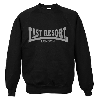 "Last Resort,The ""London"" Sweatshirt"