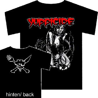 """Yuppicide """"Anthology"""" T-Shirt"""
