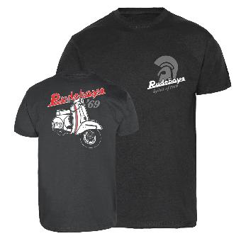 """Rudeboys """"Vespa"""" T-Shirt"""