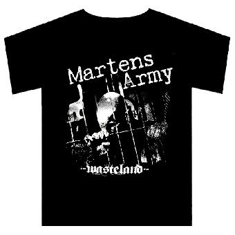 """Martens Army """"Wasteland"""" T-Shirt (reduziert)"""