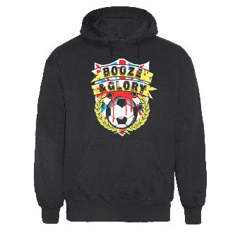 "Booze & Glory ""Logo"" Kapu / hooded"